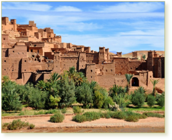 Kasbah Ait Ben Haddou Day Trip - Day Excursion to Ait benhaddou and Ourzazate
