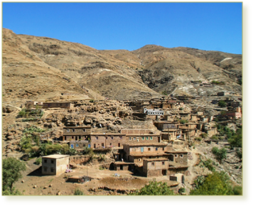 Morocco Best 3-Day Hiking trek : Best Berber Villages trail 2019.