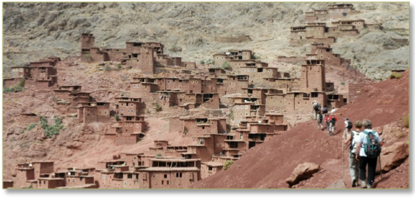 3 days Atlas Berber villages trail