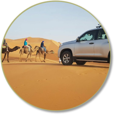 4 days desert tour from Casablanca