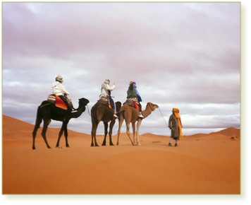 5 days tour from Tangier to desert - Best tour from Tangier to Sahara