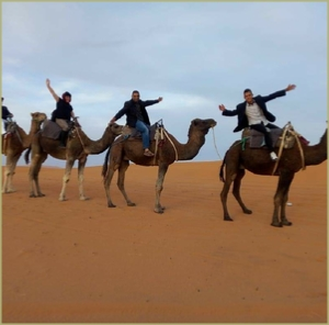 2 Day Tour from Ouarzazate to Merzouga desert