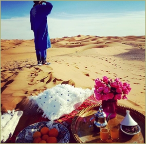 4 Day New Year Tour Casablanca To Desert