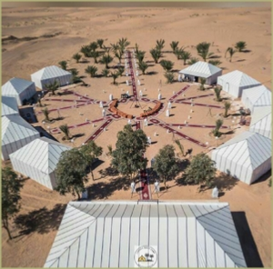 Unique 3 days tour : Agadir to Chigaga desert and camel ride