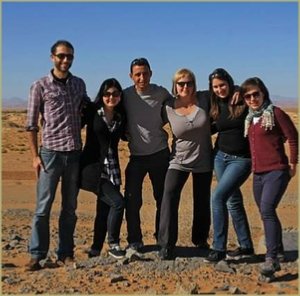4 days Chigaga tour : Agadir desert travel across dunes