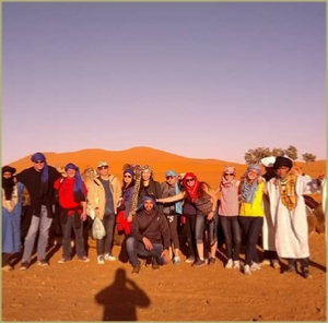 Premium 4 days tour : Marrakech to Atlas and Sahara desert