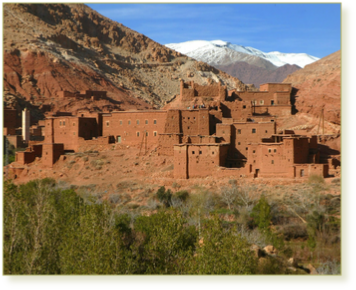 Best Berber Villages trail 2019.