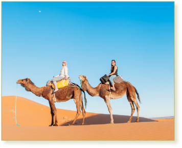 Family tours in Morocco